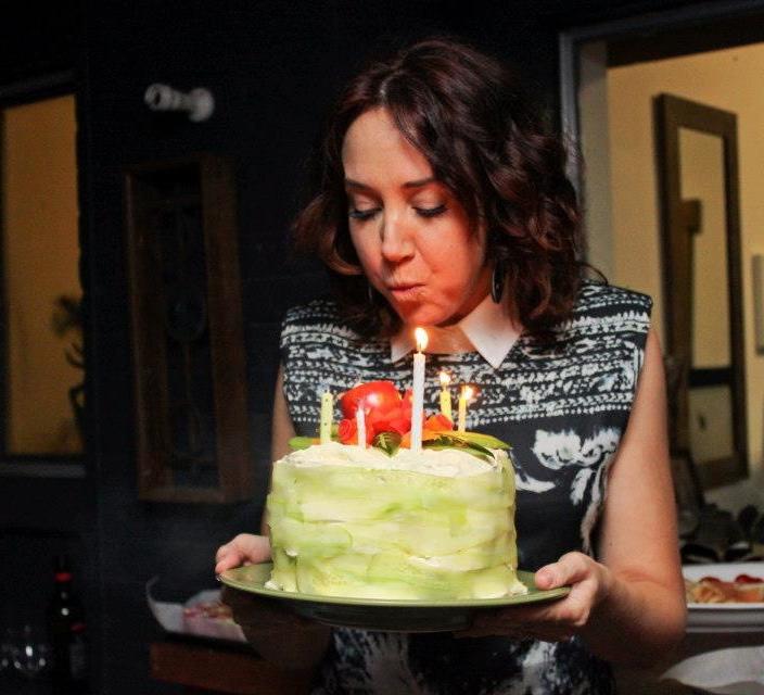 Kez's cake